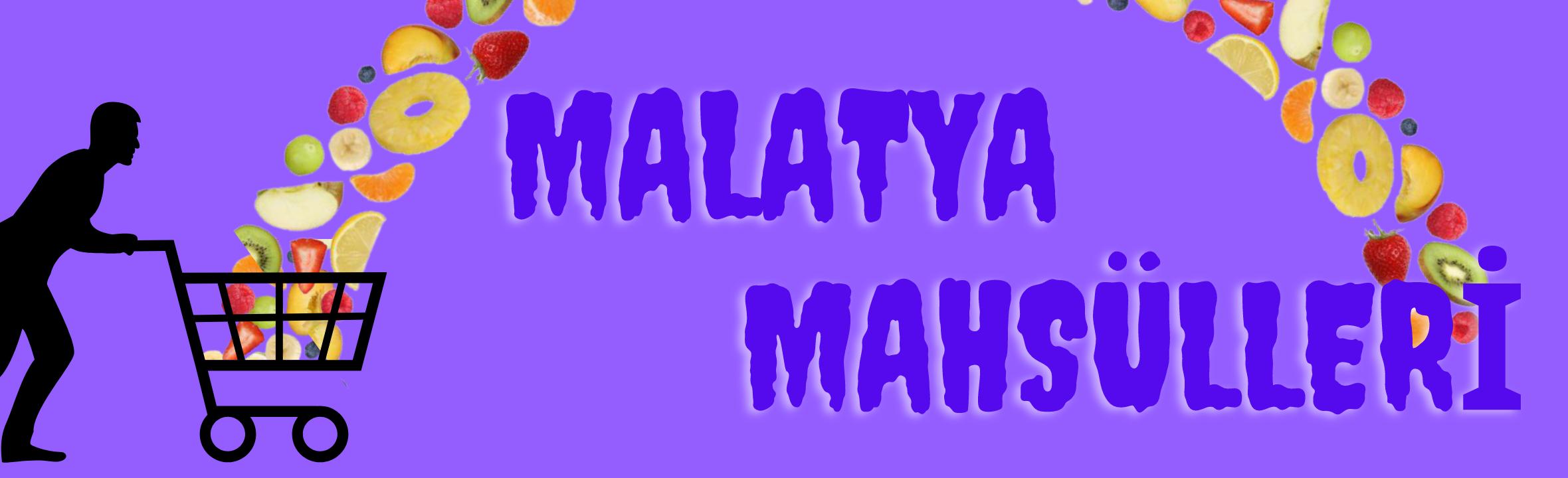 Malatya Mahsülleri